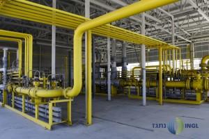 מבט אל פנים תחנת PRMS אשכול II